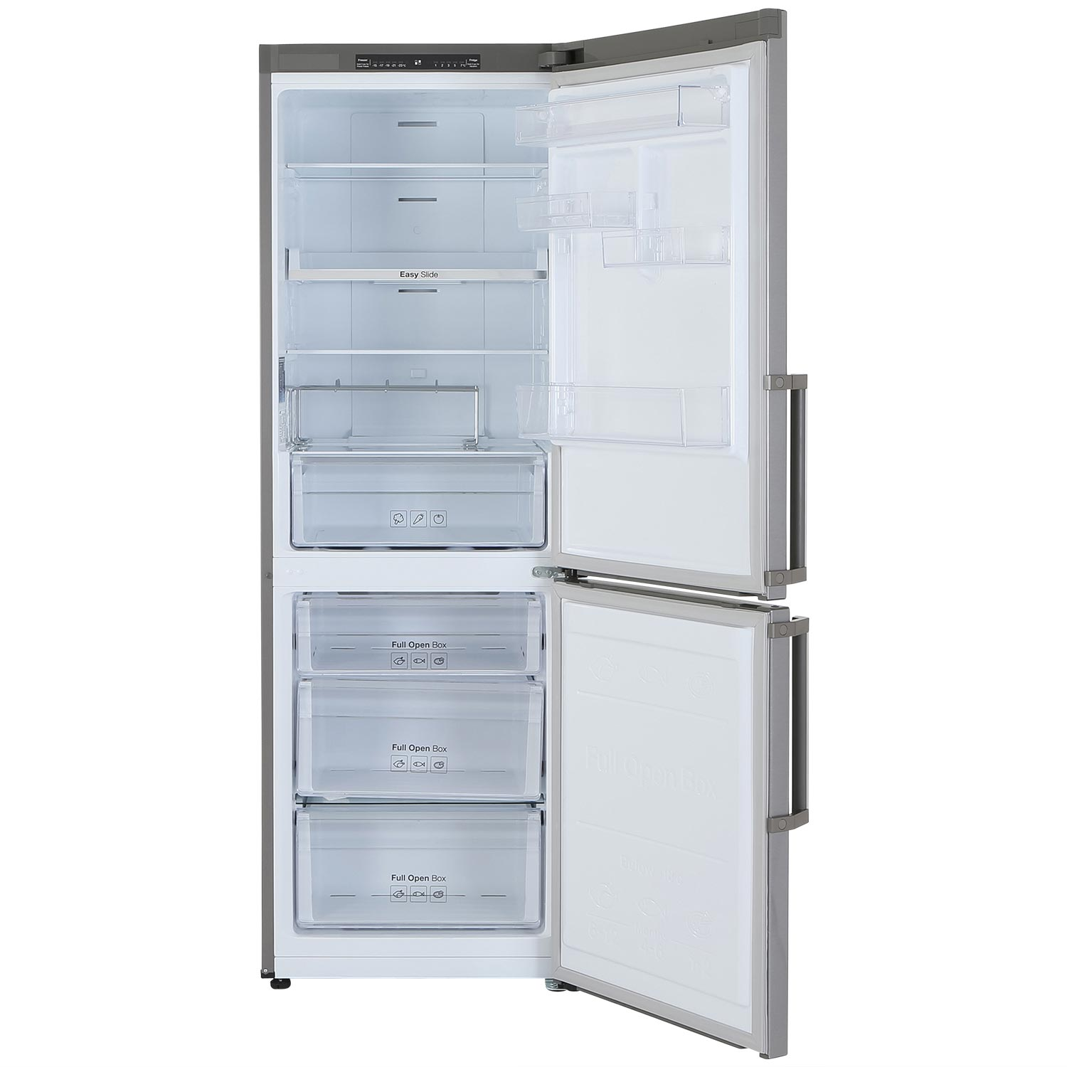 ft lg thru the pdp ice with drawer water and stainless door refrigerator pacific sales freezer steel at cu french